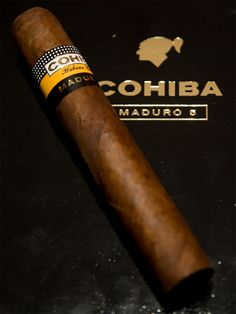 Cohiba cigars are pretty much the only cigar that I smoke. It is also the favorite cigar of Fidel Castro.
