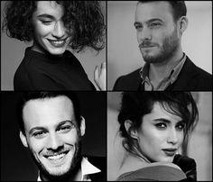 Turkish Actors, Che Guevara, Celebrity, Actresses, Ginger Hair, Female Actresses, Celebrities, Celebs