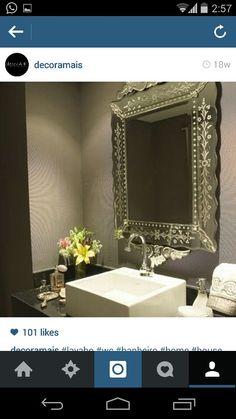Espelho p visita