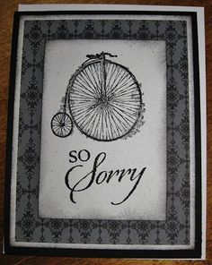 Stamp Sets; Sale-a-bration Feeling Sentimental & So Sorry, Basic Black & Naturals White C.S., Neutrals Collection DSP Patterns Stack, Basic Black Stamp Pad, Stampin' Sponges, Snail Adhesive