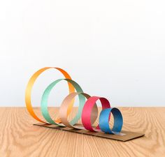This activity graphically demonstrates that objects of different sizes and stiffness tend to vibrate at different frequencies.
