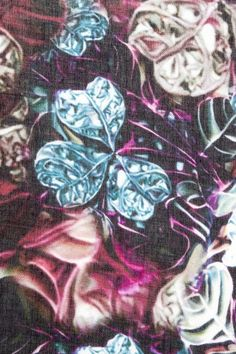 Mary Katrantzou Wild Rose modal and cashmere-blend scarf- Accessories Trends