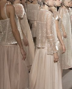 CHANEL, HAUTE COUTURE SS11.