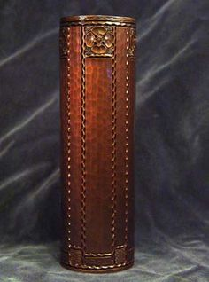 arts and crafts copper vase - Google Search