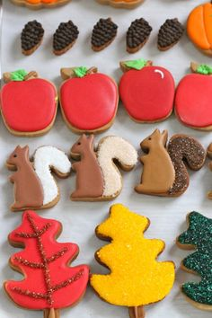 Decorating Cookies - 5 Easy Ways to Add Visual Interest | Sweetopia