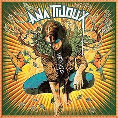"""Heute erscheint Ana Tijoux neues Album """"Vengo"""". Es ist wohl ihr bisher stärkstes Werk. Ana Tijoux ist kompromisslos – immer mit dem Kopf durch die Wand, vielseitig und ihre Musik ist wie immer ein geniales hin und her zwischen HipHop und Pop."""