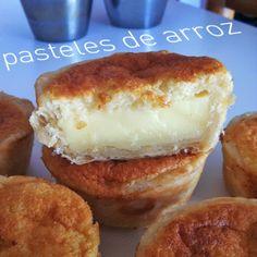 Los pasteles de arroz de Bilbao