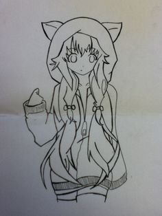 My anime drawing
