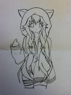 My anime drawing