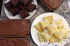 Baking for Boston: Peanut butter pound cake and lemon coconut bars - CSMonitor.com