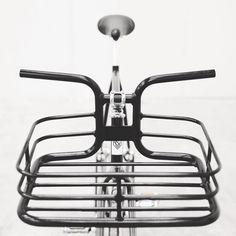 Less is more. #BikePorter #CopenhagenParts @cubikes #cubikes #fixedgear #singlespeed #brakeless