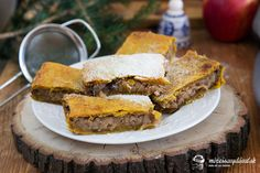 Jablkové pité. Kto by ho nemiloval Sandwiches, Food, Hampers, Meals, Yemek, Eten