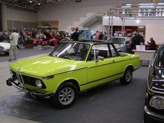 1974 #Bmw 2002 Bauer for sale - € 12.550