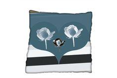Kussen 60 x 60 cm MWL Design NL  von Wohndesign und Accessoires MWL Design NL auf DaWanda.com