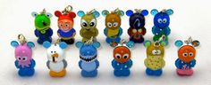 Dan the Pixar Fan: Finding Nemo: Vinylmation Jr.