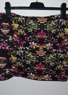 Kup mój przedmiot na #vintedpl http://www.vinted.pl/damska-odziez/spodnice/15619573-wzorzysta-krotka-spodniczka-takko-fashion