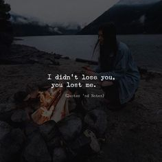 I didnt lose you you lost me. via (http://ift.tt/2mojP6m)