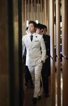 Chaebol heir Kang Ji-hwan in Lie To Me » Dramabeans » Deconstructing korean dramas and kpop culture