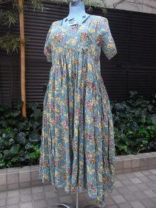 COTTON SUN DRESS ¥6090