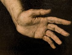 Jose de Ribera: St. Barthelemy (Detail) 1600s