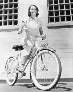 Rochelle Hudson                        #cycling #bicycles
