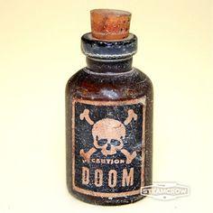 poison flask tattoo - Buscar con Google