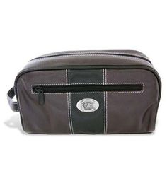 South Carolina Toiletry Bag by Zep-Pro. $23.80. Genuine leather toiletry bag with gun metal emblem.
