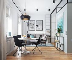 Apartment for men. Stockholm Sweden (29 sq.m.) on Behance