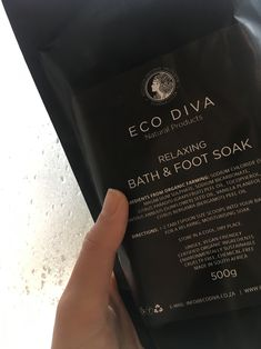 The Ultimate Winter Indulgence. 🛀🏾  Winter is here! Take care of your skin (and mind) with a long, luxurious soak in the tub.  Our mineral-rich Bath & Foot Soak is developed with an ultra-luxurious combination of nourishing and healing salts. Calming & restoring essential oils relax and rejuvenate, bringing a natural balance to body, mind, and soul.   Also, the smell is UNREAL! The per[pH]ect blend of bergamot, vanilla, and grapefruit. 💛