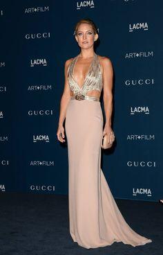 Kate Hudson, wearing Gucci.