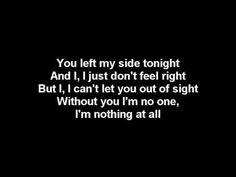 Three Days Grace - Without You [Lyrics & HQ Audio] - YouTube