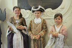 Feiern Sie den Geburtstag Ihres Kindes im Residenzschloss der Grafen von Montfort! Gekleidet in wunderschöne historische Kostüme können sich die jungen Schlossbesucher in eine längst vergangene Epo...
