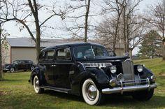 1940 Packard 180 Touring Sedan