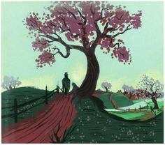 Mary Blair Song of the South Concept Art
