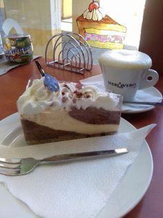 Együtt finomabb menü : extra Világújdonság torta capuccinoval ! ☕️❤️ cakes