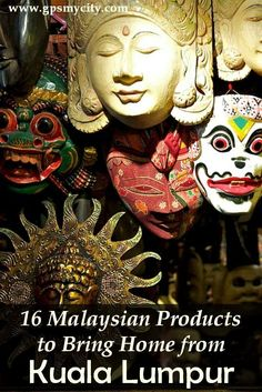 What to buy in Kuala Lumpur? This Kuala Lumpur shopping guide is to help you find your way through numerous offerings tempting gift and souvenir buyers in Kuala Lumpur. Malaysia Travel, Singapore Travel, Asia Travel, Travel Tips, Malaysia Trip, Travel Guides, Food Travel, Travel Articles, Travel Hacks