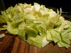 """Easy Cabbage recipe (with pictures and step by step instructions). One """"tweak"""" made all the difference in my husband going from disliking to enjoying this dish! Seasoning For Cabbage, Stewed Cabbage Recipe, Cooked Cabbage Recipes, Corned Beef Recipes, Fried Cabbage, Vegetable Seasoning, Veggie Recipes, Great Recipes, Vegetarian Recipes"""