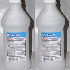 10 Amazing Uses for Rubbing Alcohol in the Home