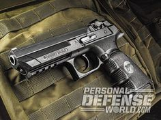 Magnum Research's Baby Desert Eagle III has landed! This excellent and improved pistol is now available to American shooters.