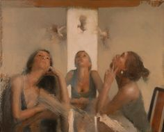 """Saatchi Online Artist Nicola Pucci; Painting, """"flying lesson"""" #art"""