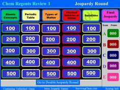 St PatrickS Day Theme Interactive Rounds Jeopardy Template W