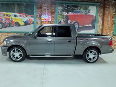 Myersracing S 2002 Ford F 150 Harley Davidson Supercharged Crew Cab Sb