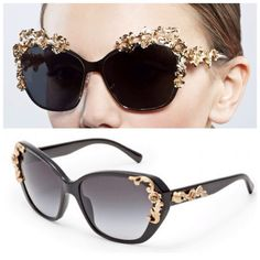 Sick Dolce & Gabbana glasses