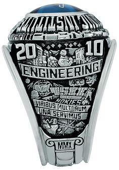 Class of 2010 - class side King Ring, Class Design, Virginia Tech, Fashion Rings, Class Ring, Sailor, Rock, Jewelry, Men Rings