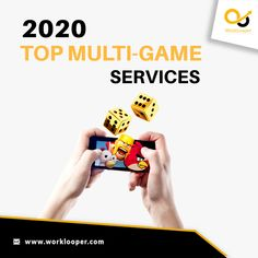2020 Top Multi-Game Services #Game2020 #MultiGame #GameServices #Game #Services Game Development Company, Unity 3d, Branding Services, App Support, User Profile, App Design, Games To Play, Social Media, Top