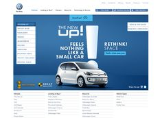 Project: Volkswagen up! Role: Producer. Agency: Tribal DDB.