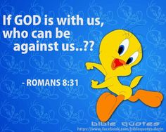 Tweety Bird with Quotes | Tweety Bird Quotes Quotesfrombible Blogspot God