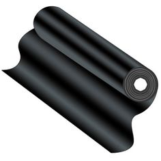 "Rosco Matte Black Cinefoil - 12""x50' thick aluminium foil with a matte coating. for blocking and shaping light"