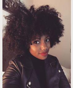 Top Quality Lace Front Wig Afro Kinky Curly Factory Hot Selling Life Style With… Cabello Afro Natural, Pelo Natural, Natural Hair Tips, Natural Hair Journey, Natural Curls, Natural Hair Styles, Natural Hair Puff, Natural Beauty, My Hairstyle