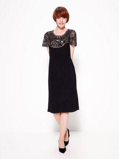 AMY VERMONT Jersey šaty